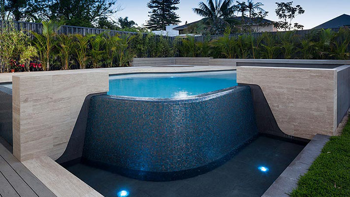 Concrete Infinity Edge City Beach - Contact Us Form