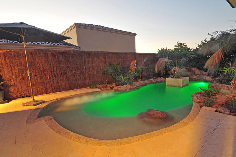 the hamilton hill pools by design concrete pool