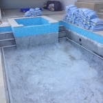 Concrete Swimming Pool Interiors Pools By Design