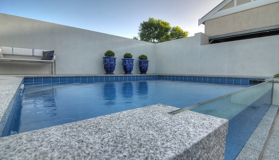 Concrete plunge pools perth pools by design for Pool design perth