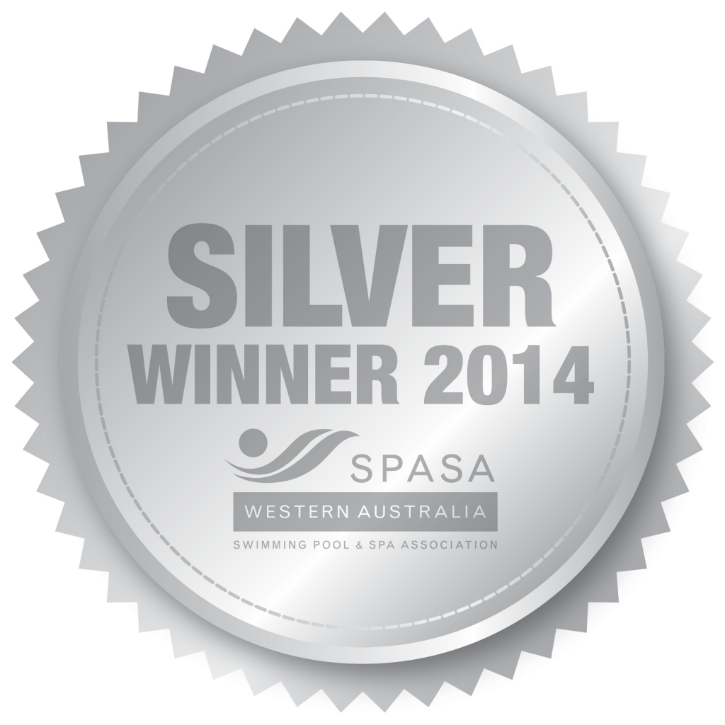 SPASA 2014 Silver Winner medal