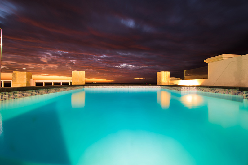 The cottesloe beach pools by design plunge pool for Pool show 2015 perth