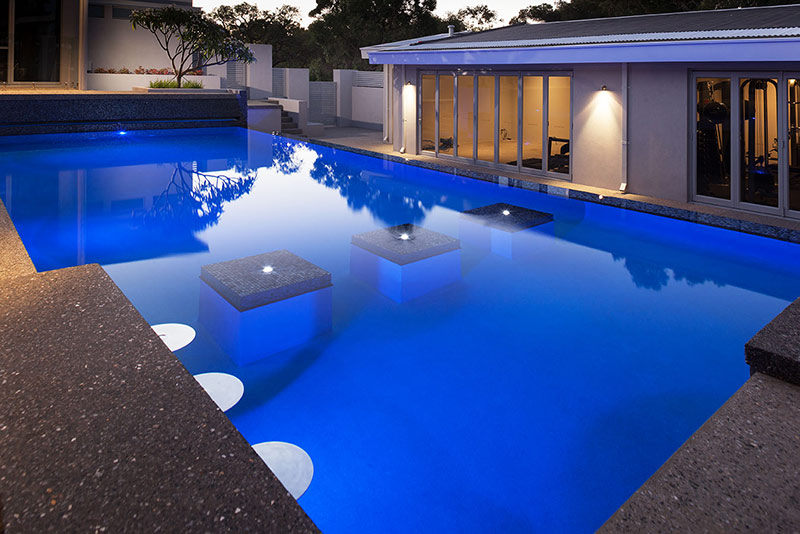 The banjup pools by design infinity edge pool - Invisible edge pool ...