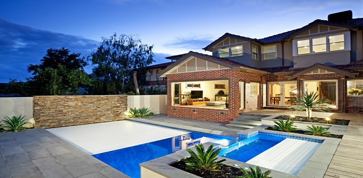pool trends of 2015 - automatic pool covers -  pools by design
