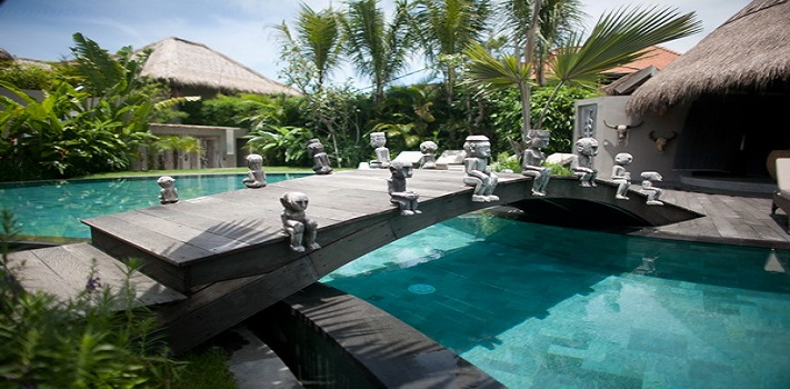 pool trends of 2015 - pool bridges - pools by design