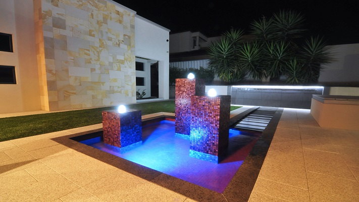 Pool of the YEar 2015 - Bronze Water FEature