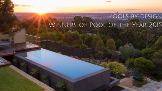 Pools by Design win Pool of the Year - Pools by Design | Concrete ...