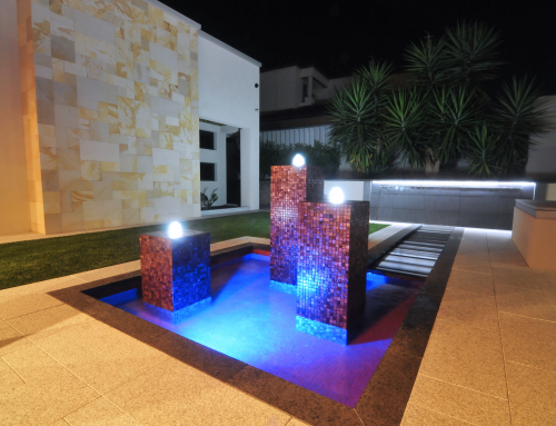 The scarp at lesmurdie 2015 spasa wa pool of the year for Pool show perth 2015