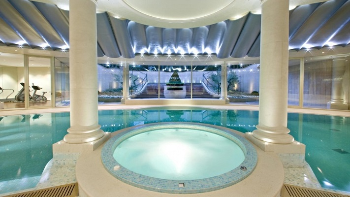 most expensive pools - lev leviev residence