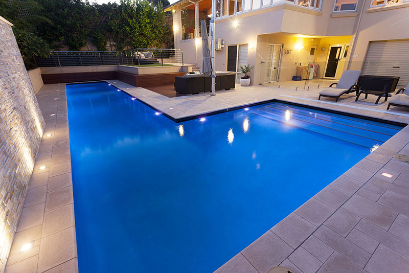 Floreat Concrete Lap Pool   18m Lap Pool And Swim Out