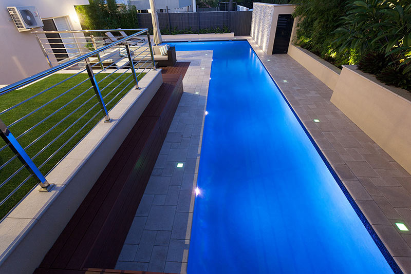 The Floreat Pools By Design Lap Pool
