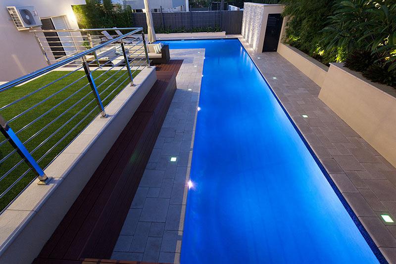 Floreat Concrete Lap Pool - 18m Lap Pool