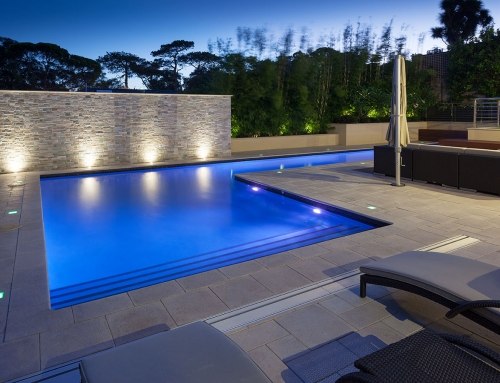 Pools by Design Feature in new SPASA Advert