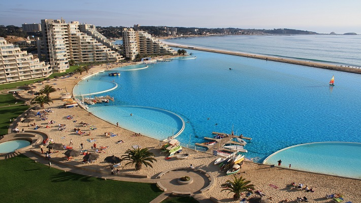 most expensive pools - san alfonso del mar