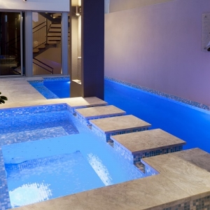 Pool of the Year 2015 - Silver Pool and Spa Combo