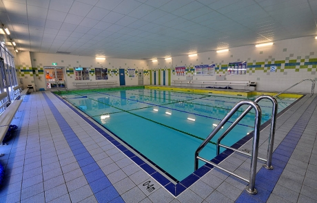 State Swim Kwinana Learn to Swim Pool - Entry Ladder
