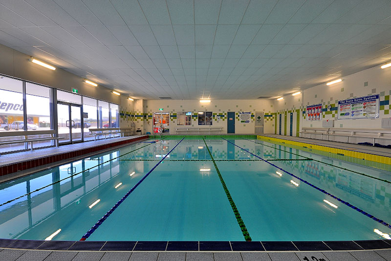 State Swim Kwinana Learn to Swim Pool - Fully Tiled