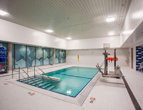 Midland Health Campus Hydrotherapy Pool