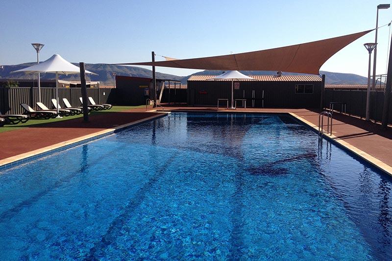 Punurunha Concrete Lap Pool