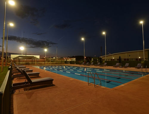 Roy Hill Village Lap Pool – Newman