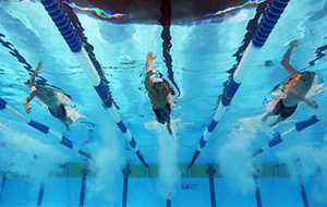 swimming pool benefits - swimming sport