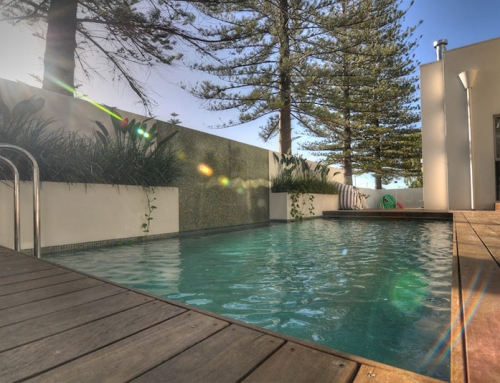 Choosing your pool finishes