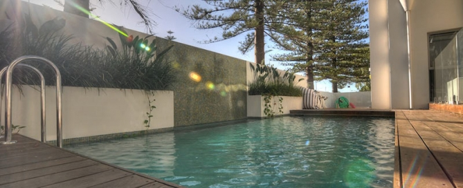 pool finishes - cottesloe rainbow quartz