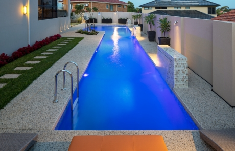 Water Features Gallery Pools By Design Perth